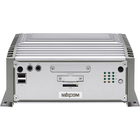 Nexcom 3900 fanless pc