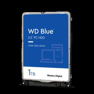 WD10SPZX1TB SATA 6Gbs 2.5 inch Blue Hard Drive SMR 128MB Cache 5400RPM