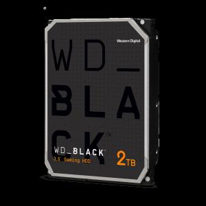 WD2003FZEX 2TB SATA 6Gbs 2.5 Inch Black Hard Drive CMR 64MB Cache 7200RPM