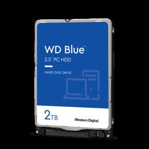 WD20SPZX2TB SATA 6Gbs 2.5 nch Blue Hard Drive MR 128MB Cache 5400RPM