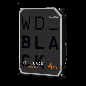 WD4005FZBX4TB ATA 6Gbs 2.5 Inch Black Hard Drive CMR tech 256MB Cache 7200RPM