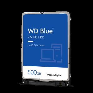 WD5000LPVX500GB SATA 6Gbs 2.5 Inch Blue Hard Drive CMR 16MB Cache 5400RPM