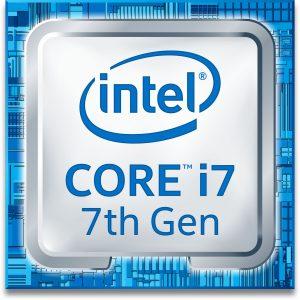 intel core i7 7th cpu